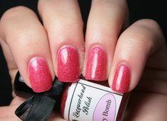 Lacquerhead Polish Cherry Bomb