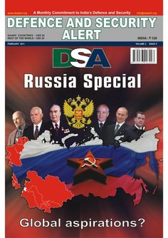 Defence and Security Alert(DSA)  Magazine - Buy, Subscribe, Download and Read Defence and Security Alert(DSA) on your iPad, iPhone, iPod Touch, Android and on the web only through Magzter