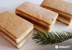 Hungarian Desserts, Hungarian Cake, Hungarian Recipes, Sweet Cakes, Cornbread, Christmas Cookies, Sandwiches, Cheesecake, Deserts