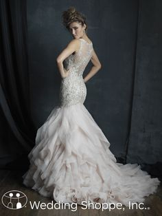 Allure Couture Bridal Gown C386
