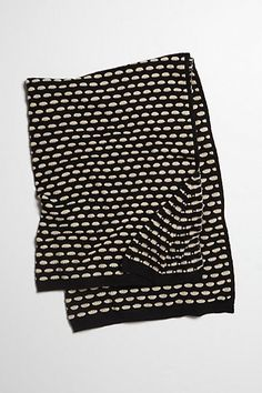 Dotto Sweater Throw by Anthropologie