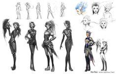 Concept Art by Paul Hyun Woo Kwon