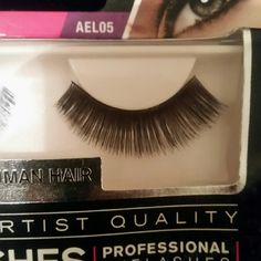 Artificial eye lashes Easy to apply  ( glue not included ) fabulashes Other