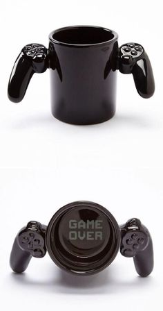 "Great gift for gamers! ""Game Over"" Mug"