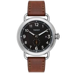 The new SVT-CV43 blends traditional aesthetics with modern design.  The curved exterior case wall is inspired by classic pocket watches and has a contoured wire lug, which honors the TSOVET 1.0 collection.  Modern elements include an eloquent curved profi