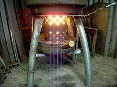 waste oil heater wvo