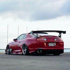 Best car ass, ever. Supra w/ Ridox kit. Unfortunately stanced.
