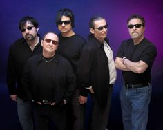 "Blue Oyster Cult - quite possibly the hardest working and most under-appreciated band of its era and reputedly ""...on tour 'til they die."""