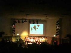 ▶ Il coro della Scuola Media S. Pertini di Desio esegue l'inn - YouTube