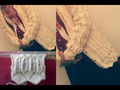 Cardigan net design no Cardigan Design, Knitting, Tops, Women, Fashion, Moda, Tricot, Fashion Styles, Breien