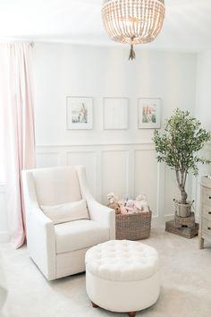 Evy's Nursery | Virginia Wedding Photographer | Katelyn James Photography