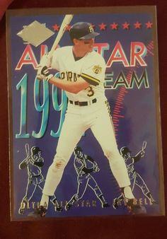 1994 Fleer Ultra All Star Team Jay Bell Pittsburgh Pirates in Sports Mem, Cards & Fan Shop, Cards, Baseball | eBay