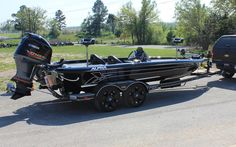 Pontoon Boats and Campers. Your Bass Boat Dealer! Bass Fishing Boats, Bass Fishing Tips, Bass Boat, Gone Fishing, Fishing Reels, Hunter Boats, Flat Bottom Boats, Boat Dealer, Cool Boats