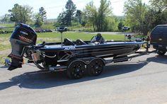 Legend bass boats