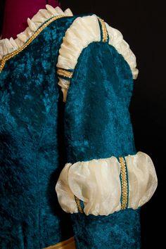 Princess MERIDA Custom Made ADULT Costume por mom2rtk en Etsy, $449,99