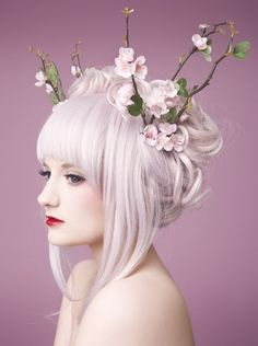 Sleek and Soft with Bolder Hair Accessories