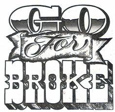 April 5, 2015: Go For Broke Day