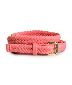 Braided Belt | Product Detail | H&M
