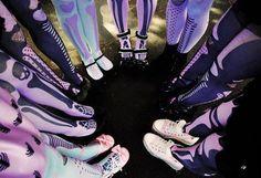 Pastel stockings