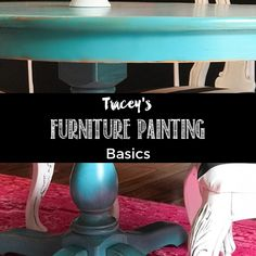Furniture Painting Basics Retro Furniture, Paint Furniture, Refurbished Furniture, Repurposed Furniture, Silver Furniture, Outdoor Furniture, Rustic Furniture, Furniture Makeover, Garden Furniture
