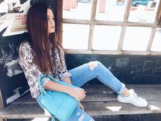 nina's pause: Shirt Denim love