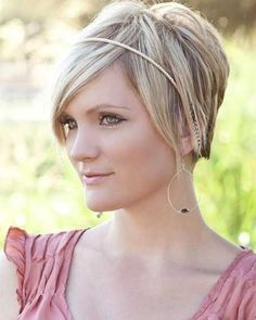 Classic Short Hairstyle
