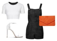 """""""Untitled #549"""" by sarahtwohig ❤ liked on Polyvore featuring Topshop and Dorothy Perkins"""