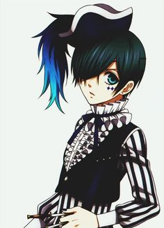 Ciel Phantomhive | Kuroshitsuji / Black Butler #Anime