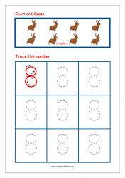 Number Tracing - Tracing Numbers - Number Tracing Worksheets - Tracing Numbers 1 to 10 - Writing Numbers 1 to 10 Teaching Numbers, Numbers Kindergarten, Numbers Preschool, Kindergarten Math Worksheets, Math Numbers, Writing Numbers, Shape Tracing Worksheets, Writing Practice Worksheets, Number Tracing