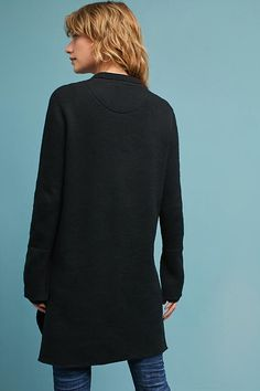 Long Jackets, Cute Shoes, Amy, Anthropologie, Turtle Neck, Coat, Sweaters, Shopping, Ideas