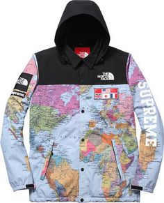 Supreme x The North Face 2014 Spring/Summer