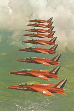 Folland Gnat, Raf Red Arrows, Military Flights, The Spitfires, Indian Air Force, Royal Air Force, Air Show, Military Aircraft, Fighter Jets