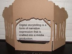 Digital storytelling is a form of narrative expression that is crafted into a media production. This presentation provides an overview, elements of a good sto… Forms Of Communication, Digital Storytelling, Presentation, Technology, Business, Tech, Tecnologia, Store, Business Illustration