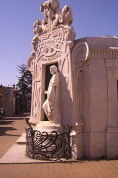 Buenos Aires - cemitério Recoleta por Grasiela Martins