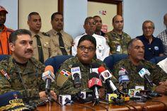 COE moviliza 205 personas  por fuertes lluvias en el territorio nacional