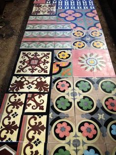 The handmade tiles of the Odysseas series are made by traditional technique. They can give a classic style or minimal mood to your place. All our designs can be made, on request, in any color you wish. Room Tiles, Wall Tiles, Mosaic Tiles, Cement Tiles, Mosaics, Handmade Tiles, Decorative Tile, Stepping Stones, Classic Style