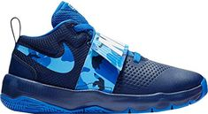 13ad750779e9f New Nike Kids' Grade School Team Hustle D 8 Camo Basketball Shoes. Sports  Goods
