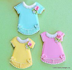 Baby Girl Dress  Cookies