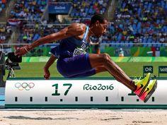 Cristian Taylor triple jump Rio 2016