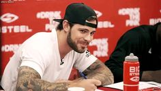is this thing on? — Tyler Seguin - Biosteel Camp 2017