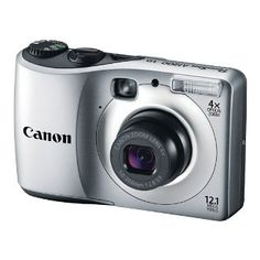 The Canon A1200 has the functions which we price as such and most, is our favorite digicam.