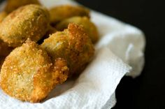 Fried pickles | Homesick Texan