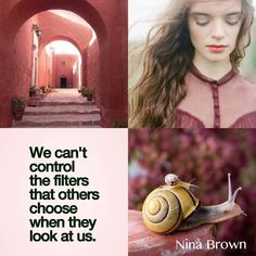 Nina Brown Color Trends, Color Combos, Color Schemes, Word Collage, Mood Colors, Moody Blues, Women Of Faith, Thought Of The Day, Color Of Life