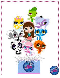 Hey, I found this really awesome Etsy listing at https://www.etsy.com/listing/187249763/littlest-pet-shop-centerpiece-printable