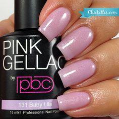 #131 Pink Gellac Baby Lila