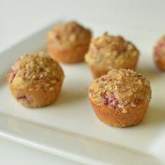 Strawberry-Orange Muffins | Super Healthy Kids