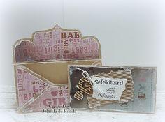 Dutch Doobadoo - Envelope Art Scallop rechthoekig 470.713.018