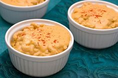 Vegan mac n' cheese made from sunflower seeds for our tree-nut allergic friends! via @IsaChandra
