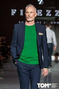 Male Fashion Trends: Finezza: Au nom de l'Homme Spring-Summer 2018 - Toronto Fashion Week