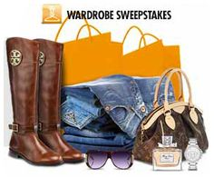 Wardrobe Sweepstakes – WIN $500 a Week for Life! on http://www.icravefreebies.com/